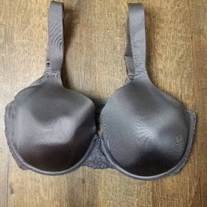 Vanity Fair gray bra 38D molded cup